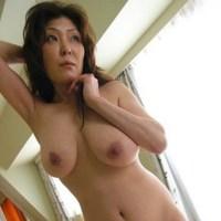 鈴木雅子(朝霧なつこ) おっぱいの垂れ具合がエロい 妖艶バケ美熟女