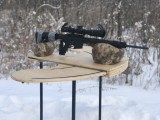 Turret Shooting Table