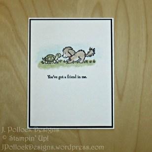 J. Pollock Designs! - Stampin' Up! Bella & Friends