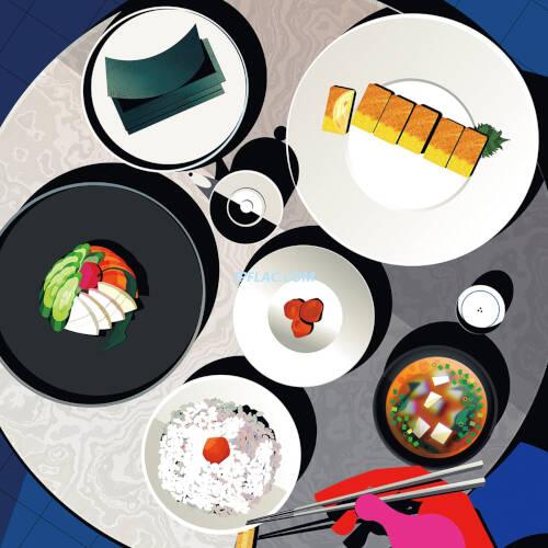 Download 桑田 佳祐 - ごはん味噌汁海苔お漬物卵焼き feat. 梅干し rar