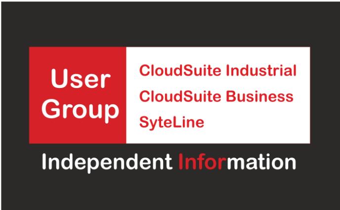 Syteline Usergroup