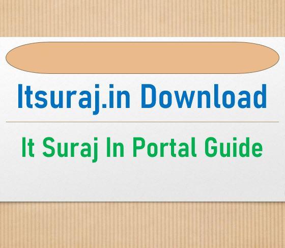 Itsuraj.in Download It Suraj in