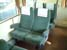 Yufu KIHA185 series ordinary seat