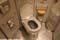 Yufuin no Mori KIHA72 series Sanitary space