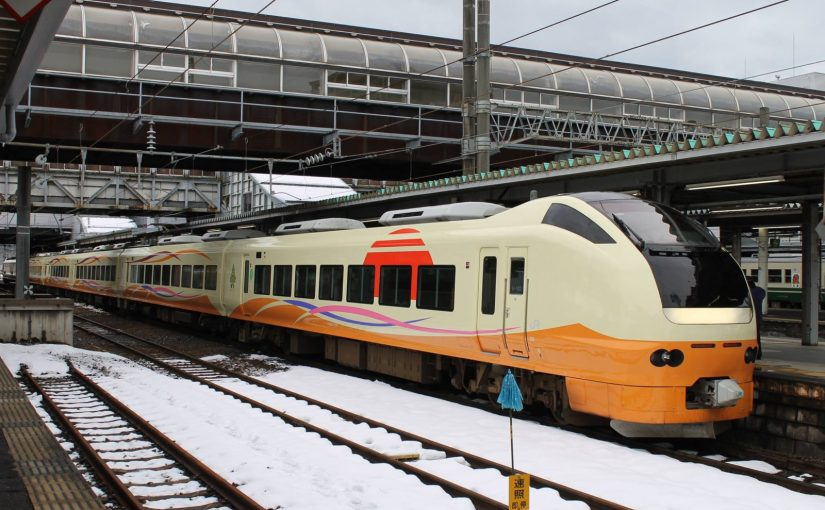 Express train service between Niigata and Akita, Limited Express Inaho