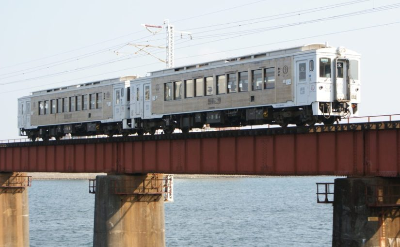 The Limited Express Umisachi-Yamasachi train guide. Easy rail excursion along Nichinan coast in Miyazaki