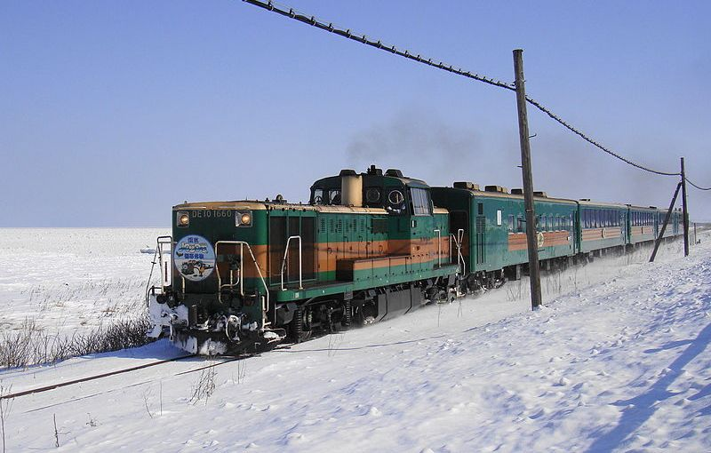 Schedule of 2012-13 winter seasonal trains of Japan Railways