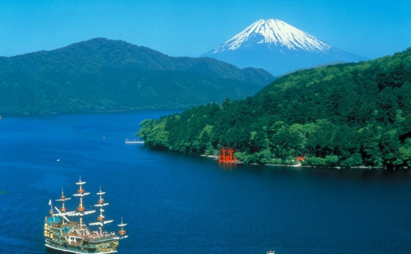 How to access to Hakone by JR Pass