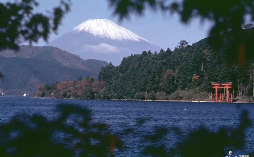 Sample itinerary of Kyoto, Hakone, Fuji and Tokyo classic route