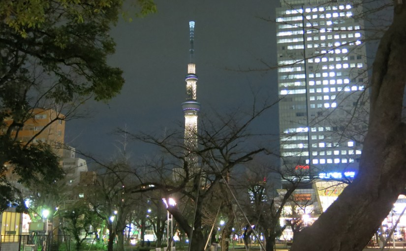 Trip to Aizu, Nikko and Hakone in 2014 winter – Part 1, from Narita Airport to Tokyo