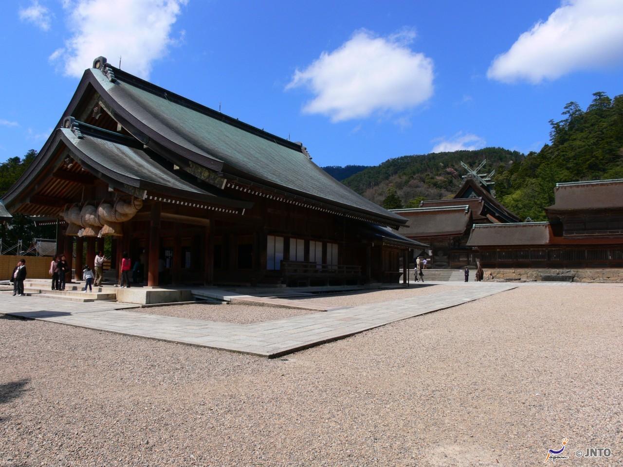 Izumo taisha shrine shimane