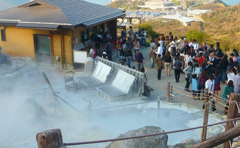 Hakone access guide and the sample itineraries