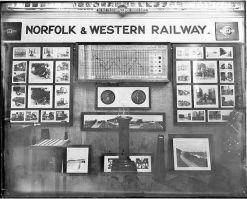 Norfolk & Western RW Safety Awards