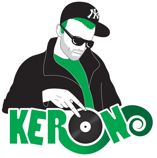 Création d'un logo pour Keron