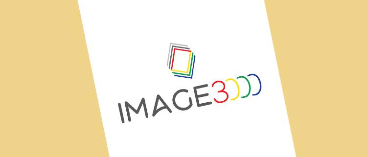 Création d'un logo pour Image 3000