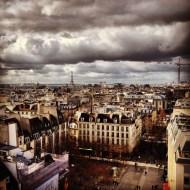 Paris desde George Pompidou