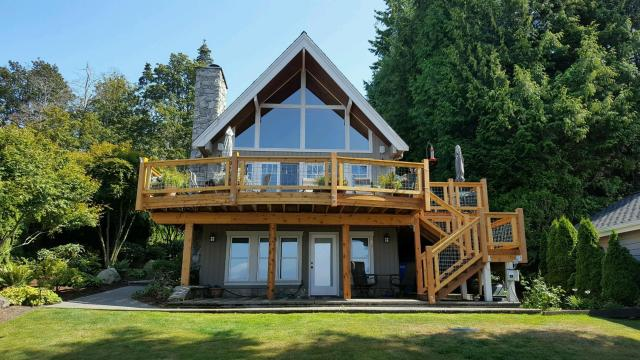 Whatcom County Deck Builder and Custom Home Builders   JPS Builders