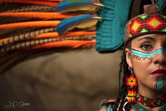 Aztec Portrait