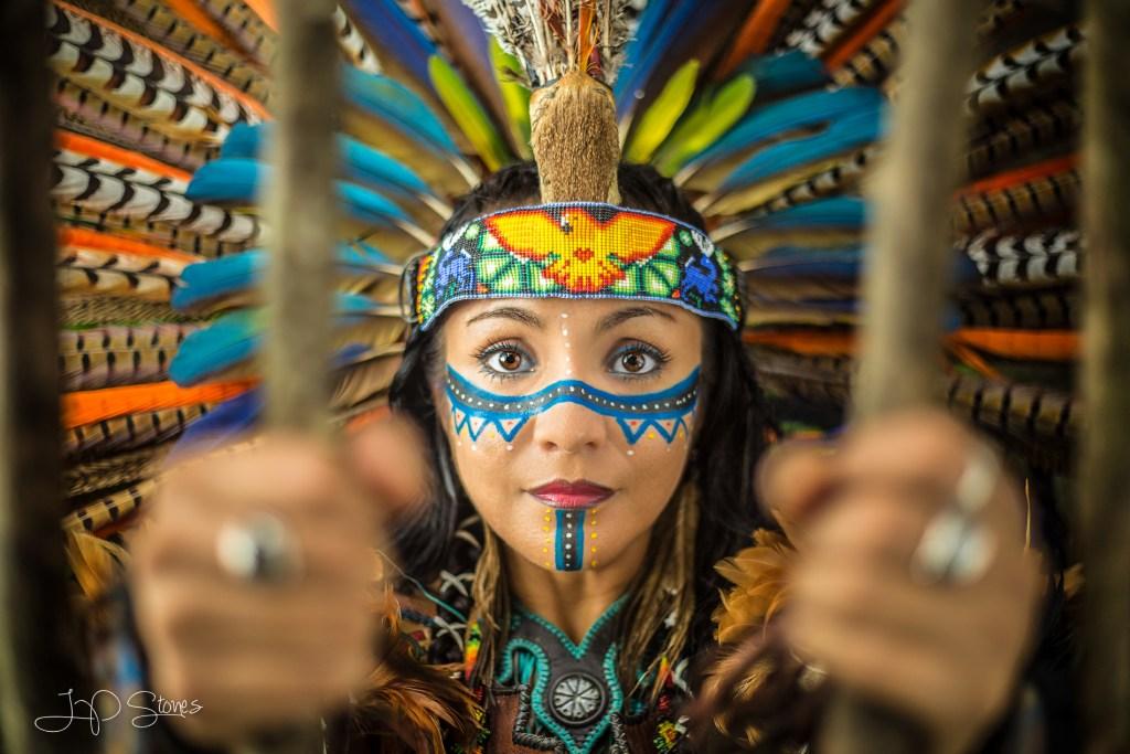 Aztec Warrior Workshop in Puerto Vallarta, Mexico.