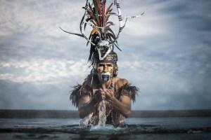 Aztec Warrior Profie