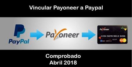 Vincular cuenta Payoneer con Paypal
