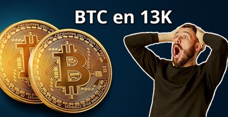 Destacado BTC en 13k