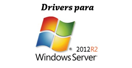 Drivers para windows server 2012