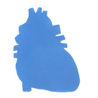 Heart Woodcut