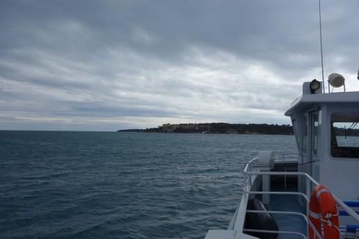 Goodbye to the island (2/2)