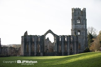 Lovely Fountains Abbey