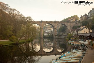 Early Morning Knaresborough Viaduct