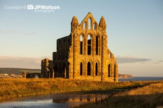 Whitby Abbey In The Sunshine