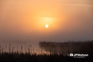 Sun Rises Ovr The Calm Lagoon