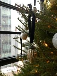 Pottery Barn: Mini Mercury Glass Shaped Ornament