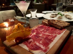 Some amazing Iberico Ham