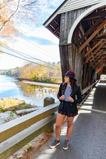 Blair Covered Bridge