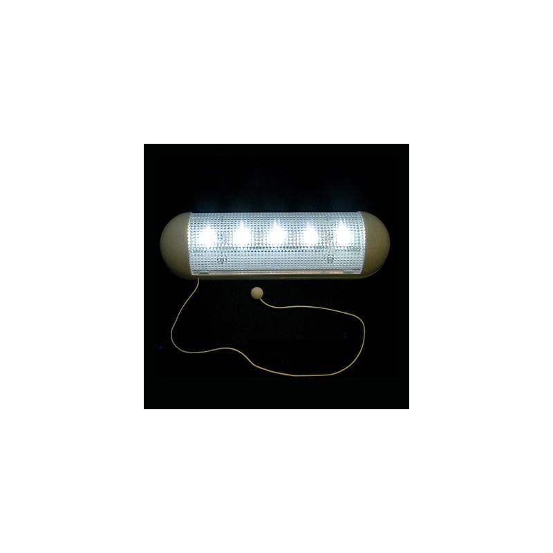 Eclairage Mural 5 LED Solaire Corridor Lampe De Jardin