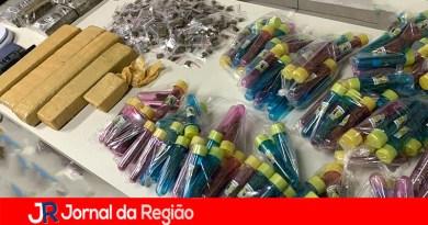 ROTA apreende grande quantidade de drogas em Várzea
