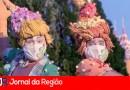 Hopi Hari reabre com uso de máscaras