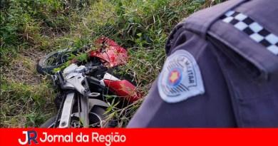 PM recupera moto roubada em Várzea Paulista