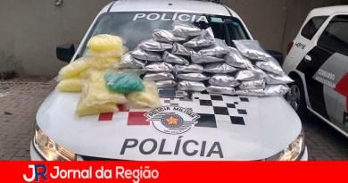 Polícia Militar apreende 30 Kg de cocaína em Jundiaí