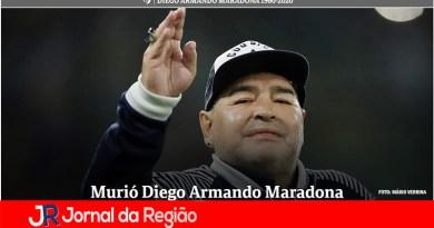Morre o argentino Diego Maradona