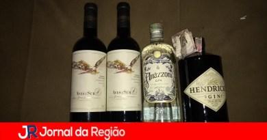 Polícia Civil prende quadrilha de mulheres que furtava vinhos caros
