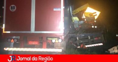 Prestadores de serviços da AutoBAn ficam feridos em acidente