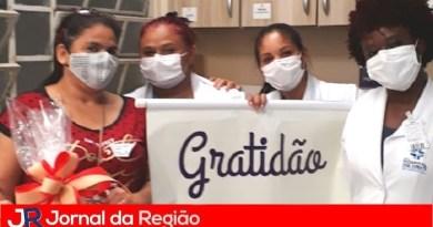 Paciente elogia e agradece atendimento do São Vicente