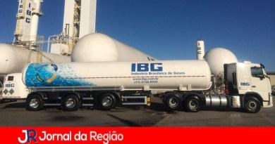 IBG de Jundiaí busca nos EUA cargueiro para levar oxigênio para Manaus