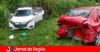 Caminhoneiro embriagado causa acidente na Anhanguera