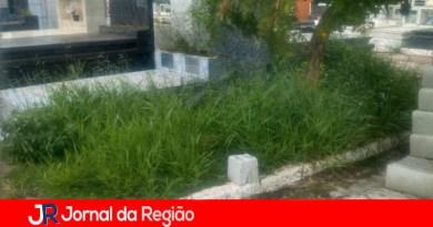 Leitora reclama de 'abandono' do cemitério de Campo Limpo