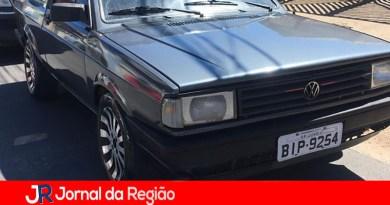 Leitor encontra Parati roubada em Várzea Paulista