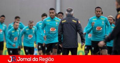 Seleção Brasileira de Futebol. (Foto: Lucas Figueiredo / CBF)
